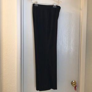 Tahari Dresses - Tahari Navy Blue Pinstripe Suit